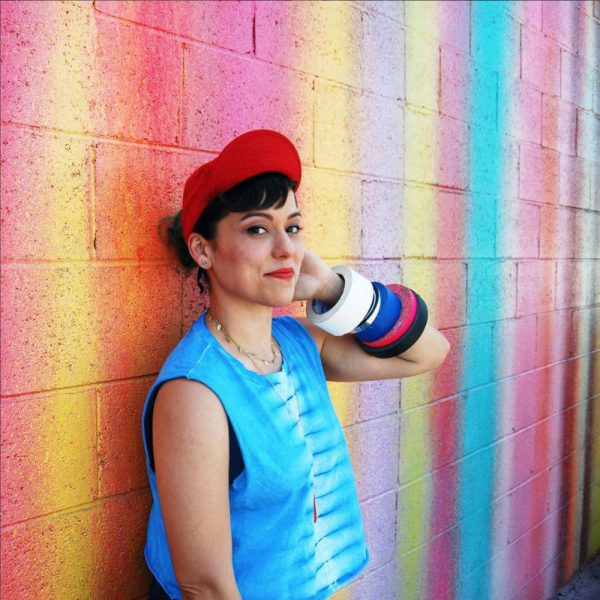 Michelle Zamora of Viva La Puppet